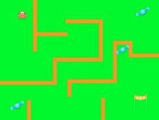 Monster Maze by Phillip newsmen