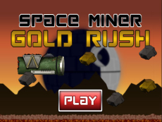 Space Miner Gold Rush