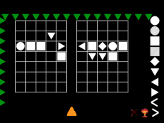 Symbols grid tool
