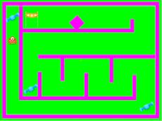 Eli Monster Maze