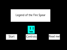 Legend of the Fire Spear