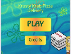 Krusty Krab Pizza Delivery