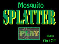 Mosquito Splatter
