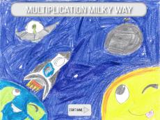 Multiplication Milky Way