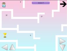 WHS M.A.D Math Maze