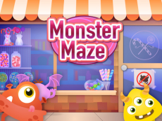 corbin monster maze