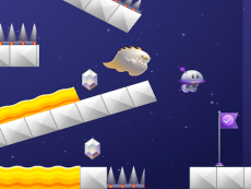 lncoln's space runner