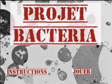 Projet Bacteria