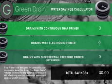 Water Savings Calculator