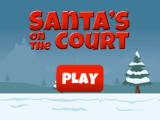 Santa's on Court