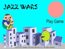 Jazz Wars (Lite)