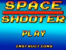 Space Shooter By Gloria Gandara