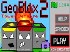 GeoBlox Tower Defense 2
