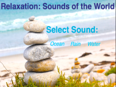 Relaxation: Sounds of the World