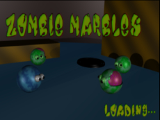Zombie Marbles: The Infection Begin