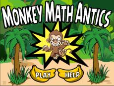 Monkey Math Antics