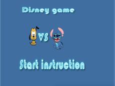 The disney players battle