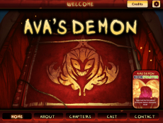 Ava's Demon Chapter One