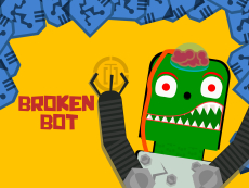 Broken Bot: Fallen into Dreams