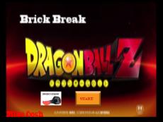 DBZ Brick Breaker