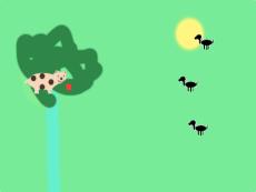 Cow vs. Poodles