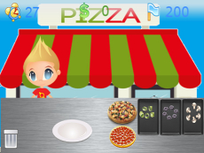 My Little Pizza Parlour