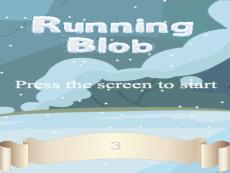 Running Blob