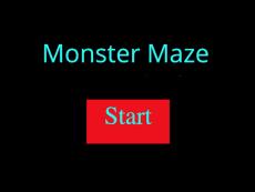 F.I. Heath Monster Maze