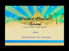 Stupid Pinball Game