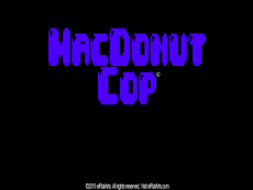 MacDonut Cop