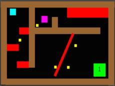 Magenta Maze