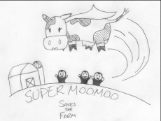 Super MooMoo Save the Farm