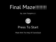 Best Maze Game Ever!!!!