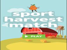 sport harvest match