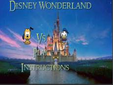 Disney Wonerland