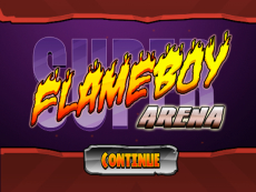 Super Flameboy Arena