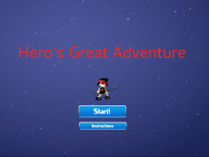 Hero's Great Adventure- Amiel Dan Marcelino