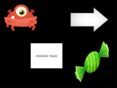 monster maze noah