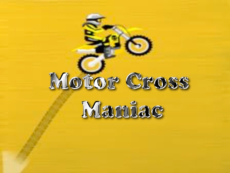 Motor Cross Maniac