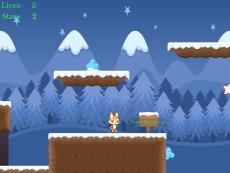 Frosty Run by Nicolas AC