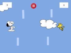 Snoopy VS. Woodstock