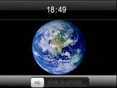 Landscape iOS