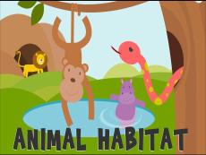 Animal Habitat Quiz