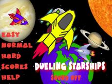 Dueling Starships