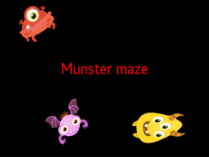 Finn MUNSTER MAZE