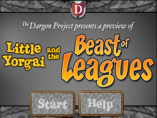 Little Yorgai and the Beast of Leagues-Preview