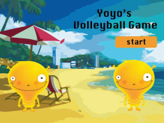 Yoyo's Volleyball Game