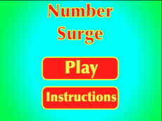 Number Surge!