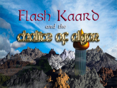 Flash Kaard and the Chalice of Algor