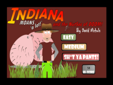 """indiana Moans """"a lot"""""""